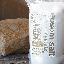 エプソムソルト 保湿 皮膚 化粧品 化粧水 クエン酸 フィチン酸 保湿入浴剤