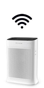 Rowenta PU3080F0 Pure Air Genius, blanco, Hasta 140 m² conectado compacto: Amazon.es: Bricolaje y herramientas