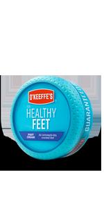 Healthy Feet Foot Cream Jar