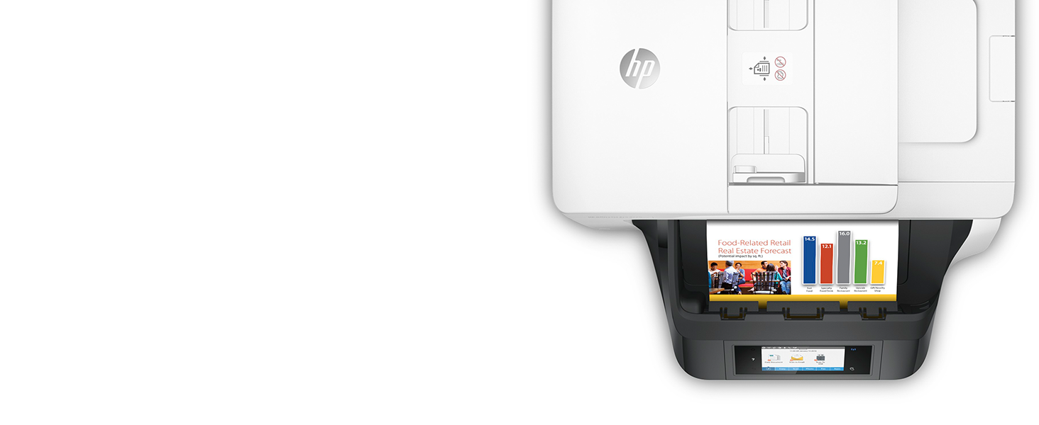 Dependable performance, consistent page yields, and standout results with Original HP cartridges.