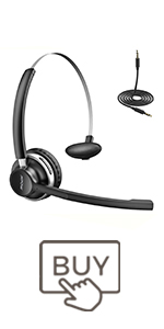 Mpow HC3 Truck Driver Headset