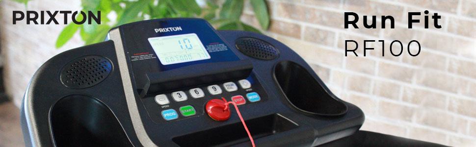 PRIXTON Run Fit RF100 - Cinta de Correr Electrica Plegable/Cintas ...