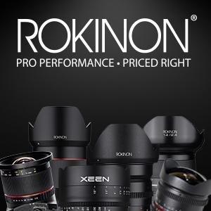 About Rokinon