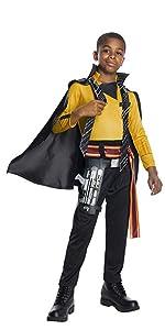 Deluxe Lando child costume