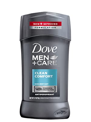 Dove Men+Care Antiperspirant Clean Comfort