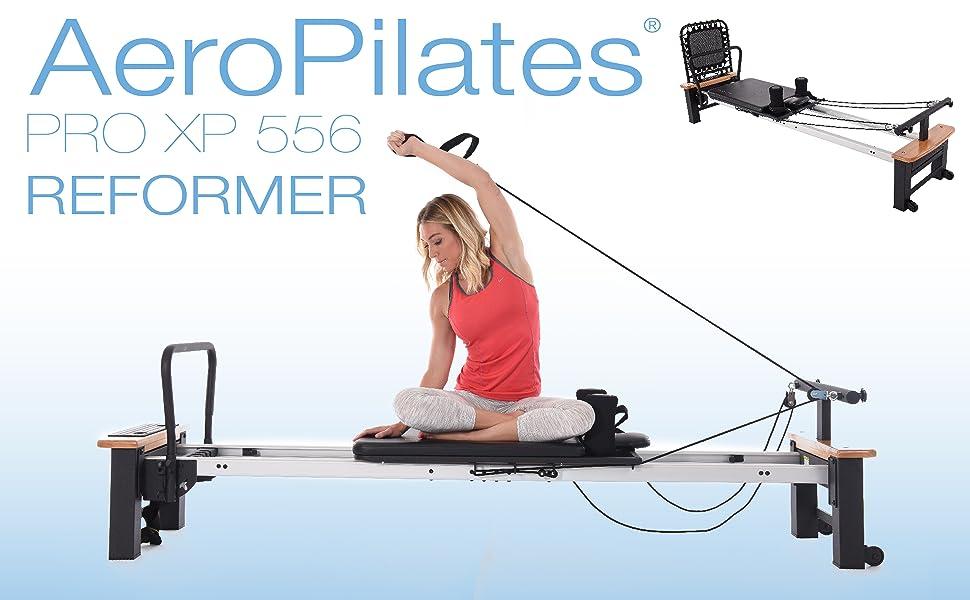 aeropilates pro xp 556 reformer pilates