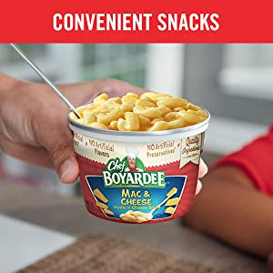 Convenient and fast after school pasta meals for kids – Chef Boyardee
