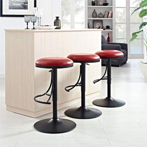 Superb Crosley Furniture Cf521126Pl Lt Jasper Backless Swivel Counter Stool 26 Inch Platinum With Light Tan Cushion Bralicious Painted Fabric Chair Ideas Braliciousco