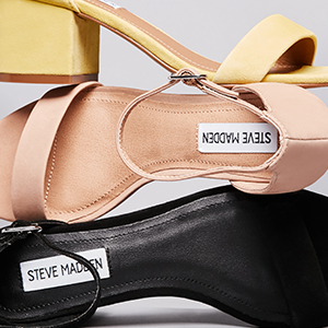 From casual pumps to sexy stilettos, Steve Madden has all the high heel  shoes you need to make a staggering statement.