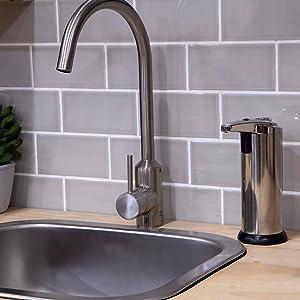 EKO; kitchen; bathroom; laundry; soap; dispenser; pump; simplehuman