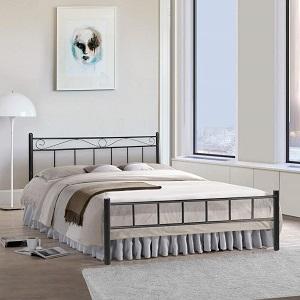 Metal King Size Bed