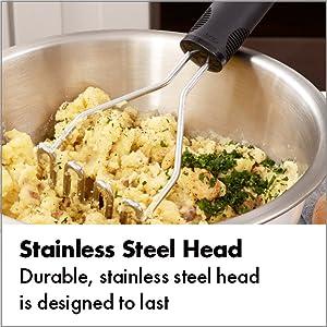 Amazon Com Oxo Good Grips Stainless Steel Potato Masher