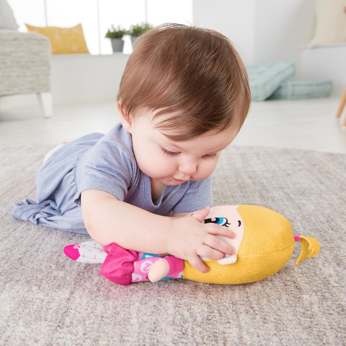Amazon.com: Fisher-Price Laugh & Learn My aprendizaje muñeca ...