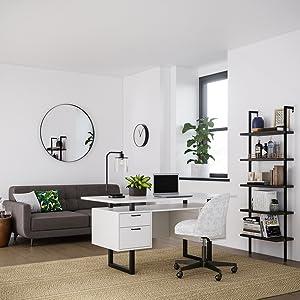 theo, nathan james, nathan home, bookshelf, design, style, affordable, comfort, quality