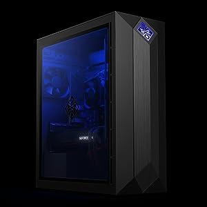 HP OMEN Obelisk 875-0003ns - Ordenador de Sobremesa Gaming (Intel Core i5-8400, 8 GB de RAM, 1 TB HDD y 256 GB SSD, NVIDIA GeForce GTX 1060, sin Sistema Operativo) Color Negro: Hp: Amazon.es: Informática