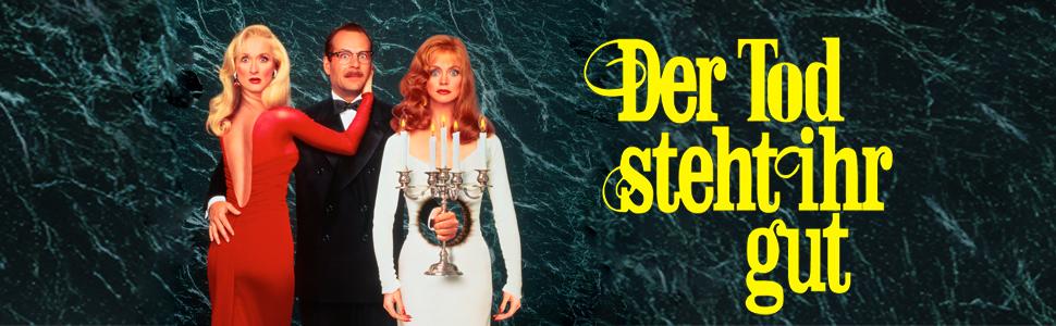 Der Tod steht ihr gut (Blu-ray): Amazon.de: Willis, Bruce