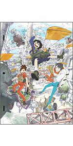 【Amazon.co.jp限定】映像研には手を出すな! COMPLETE BOX (初回生産限定版/2枚組) (音声特典CD付)