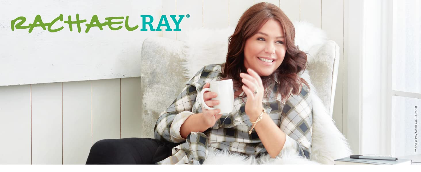 rachel ray, rachael ray, nonstick cookware, pots and pans,