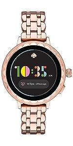 Kate Spade Scallop 2 Touchscreen Smartwatch