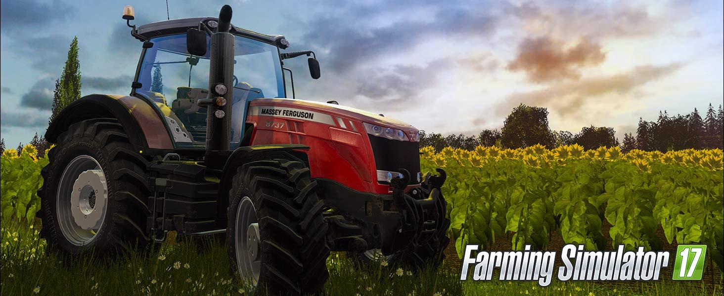 G Saitek Farm Sim