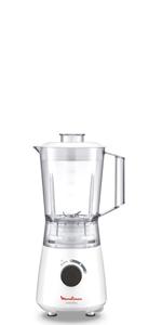 Moulinex Blendforce Cristal LM430110 Batidora vaso de ...