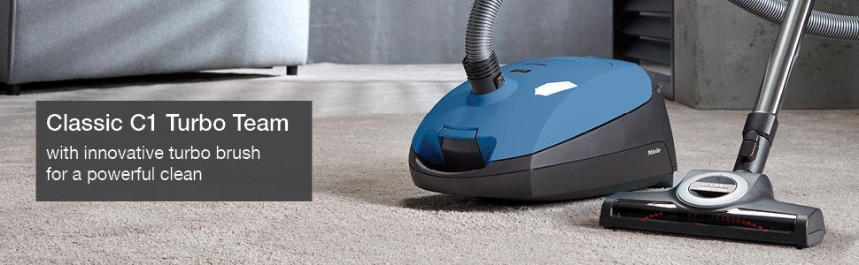 Classic C1 Turbo Team vacuum cleaner