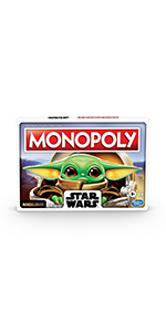 monopoly the child