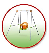 Smoby, baby swing, interior, exterior