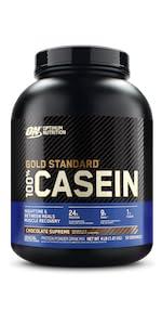 ON Casein Gold Standard Optimum Nutrition