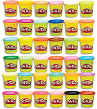 Play-Doh 36-Pack