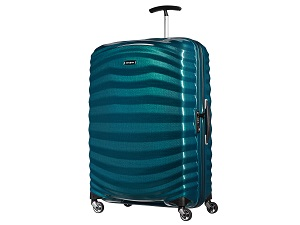 Samsonite Lite Shock Spinner S Handgepäck 55 Cm 36 L Blau Petrol Blue Koffer Rucksäcke Taschen