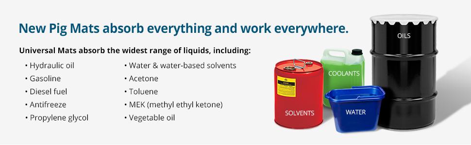 mat pads, mat pad, pig oil, pad mat, mat oil, oil absorbent, pig pads, oil absorbent pads, pigmats