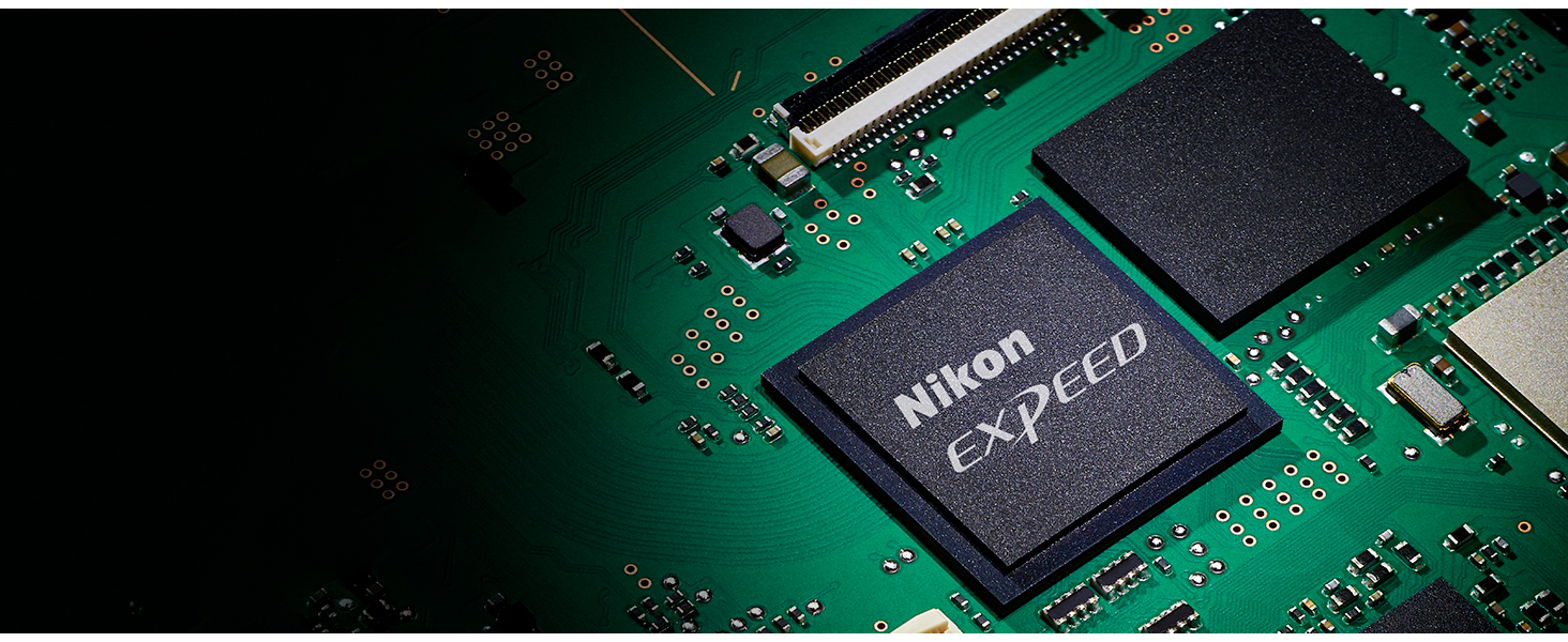 EXPEED 6 image processor