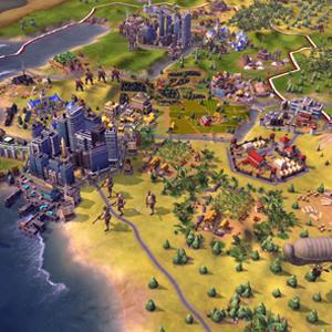 city developed