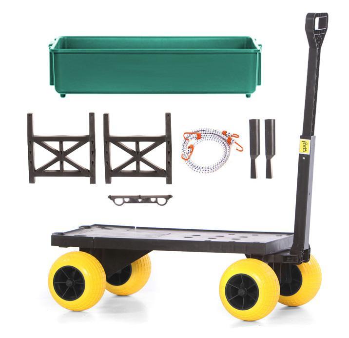 Mighty Max Beach Cart Reviews