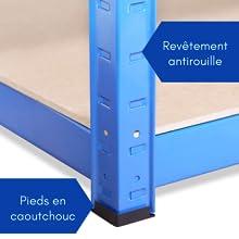 Rangement Garage Fiable, Solide et Durable