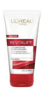 Facial Cleanser, Face Wash, Anti-Aging Face Cleanser, Revitalift Cream Cleanser, Best Face Cleanser