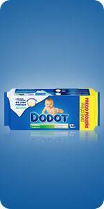 Toallitas Dodot Sensitive · Toallitas Dodot Activity · Toallitas Dodot ...