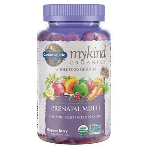 prenatal multi organic fruit vitamin chew