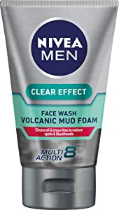 mens face wash; ; mens acne face wash; mens blemish face wash; mens acne wash; mud wash; mud