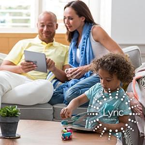 Honeywell Home W1KS Detector Wi-Fi de fugas de agua y de congelación, Blanco