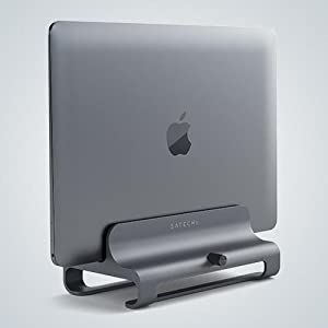 Dell XPS SATECHI Universaler Vertikaler Aluminium Laptop St/änder kompatibel mit MacBook Asus Zenbook MacBook Pro Silber Samsung Notebook und weitere Modelle Lenovo Yoga