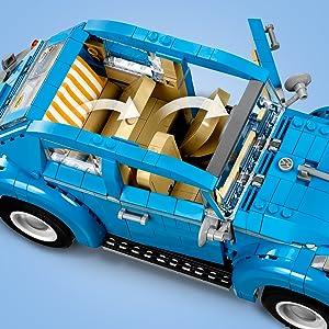 car, beetle, toy, volkswagen