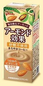 グリコ アーモンド効果 砂糖不使用 まろやかコーヒー
