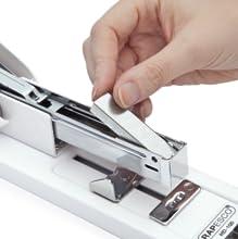 Rapesco HD-100 Heavy Duty Stapler and Staples 923//10 mm 100 Sheet Capacity Pack of 2000