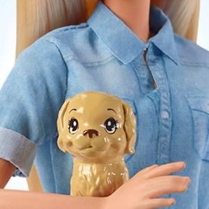 Amazon.es: Barbie Vamos de Viaje, muñeca Barbie con accesorios ...