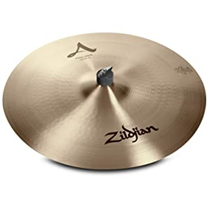 Zildjian, A Series, A Family, 20, ping ride, cymbal, percussion, professional