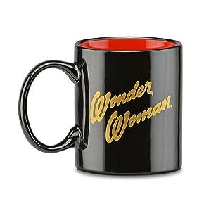 DC Comics Superhero Wonder Woman Single Serve Coffee Maker Birthday Gift Present