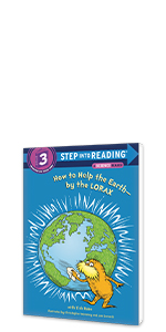 How to Help the Earth-by the Lorax (Dr. Seuss) earth day book recycling