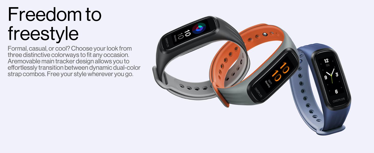 OnePlus Band Black 2